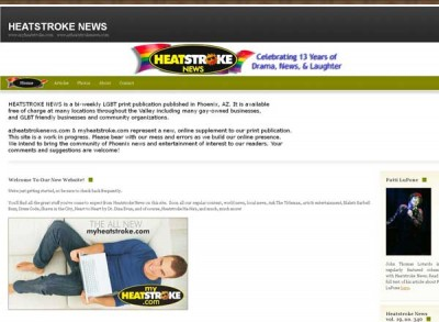 Arizona Heat Stroke News