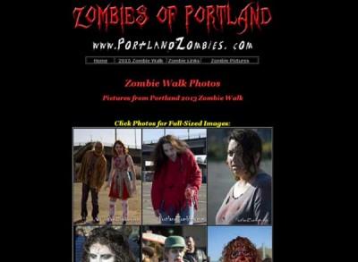 Portland Zombies
