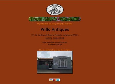 Willo Antiques