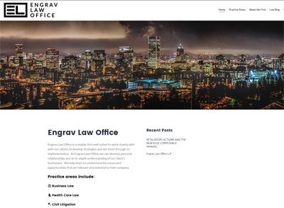Engrav Law Office